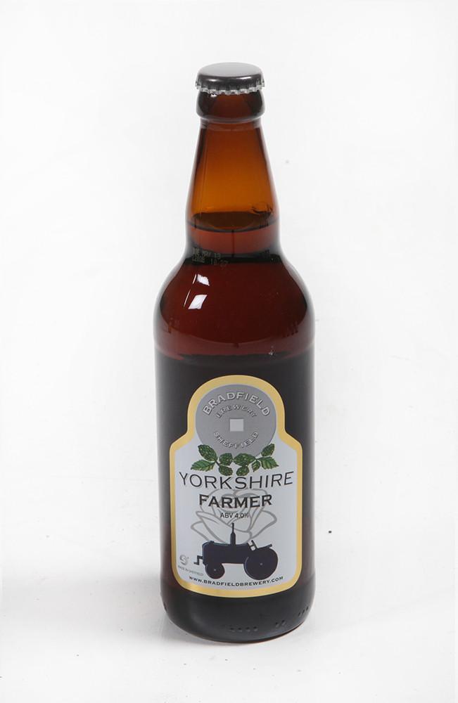 Bradfield Brewery - Yorkshire Farmer 12 x 500ml