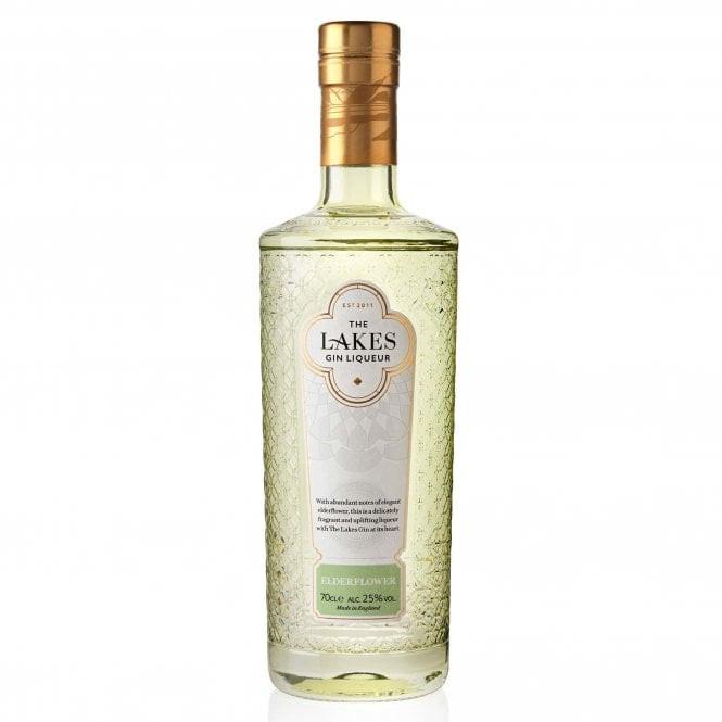 The Lakes Elderflower Gin Liqueur 70cl