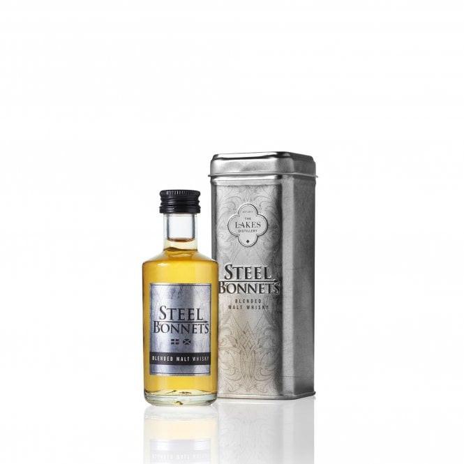 The Lakes Distillery - Steel Bonnets Single Malt Whisky Miniature 5cl