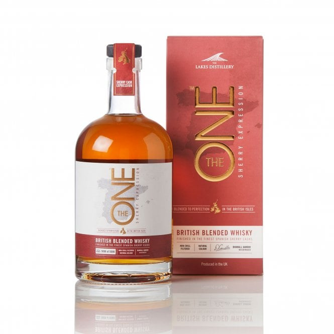 The Lakes Distillery - The One Sherry Cask Expression 70cl
