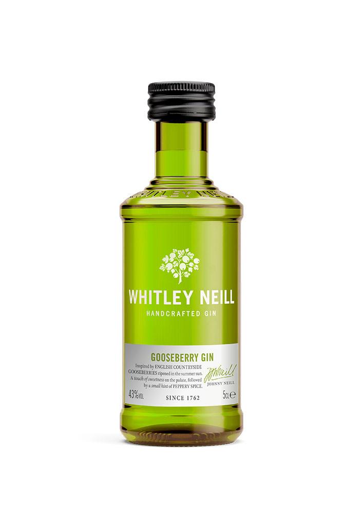 Whitley Neill Gooseberry Gin Miniature 5cl