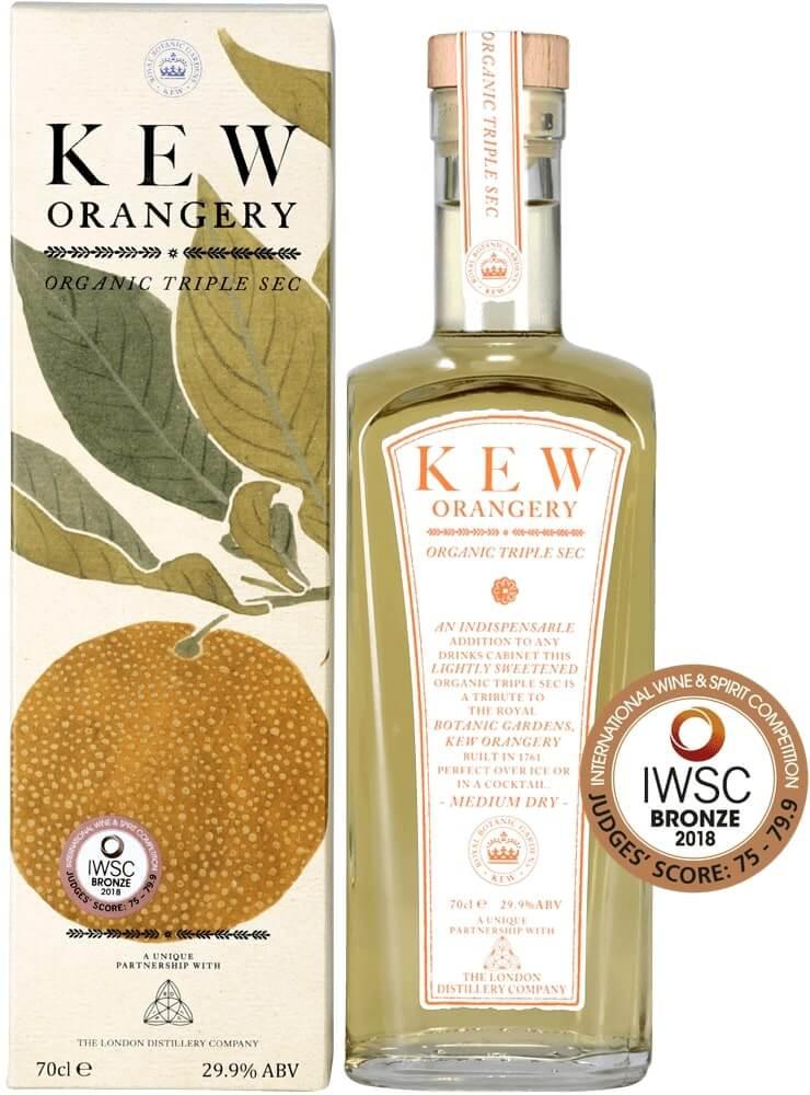 Kew Organic - Orangery Triple Sec 70cl