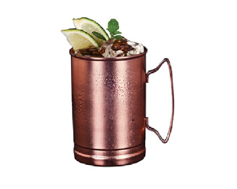Copper Mug Straight 41.4cl 14.5oz