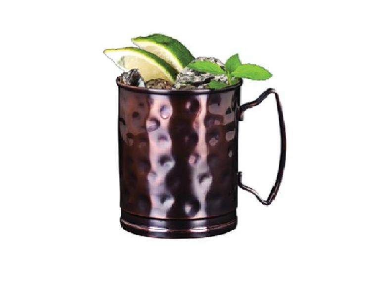 Cooper Mug Straight (hammered) 41.4cl 14.5oz