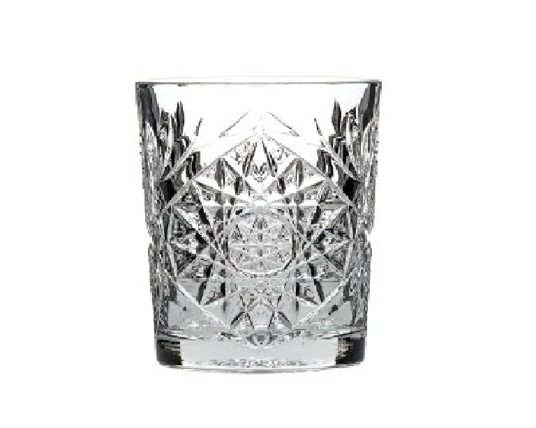 Hobstar Double Old Fashioned 12oz 35cl
