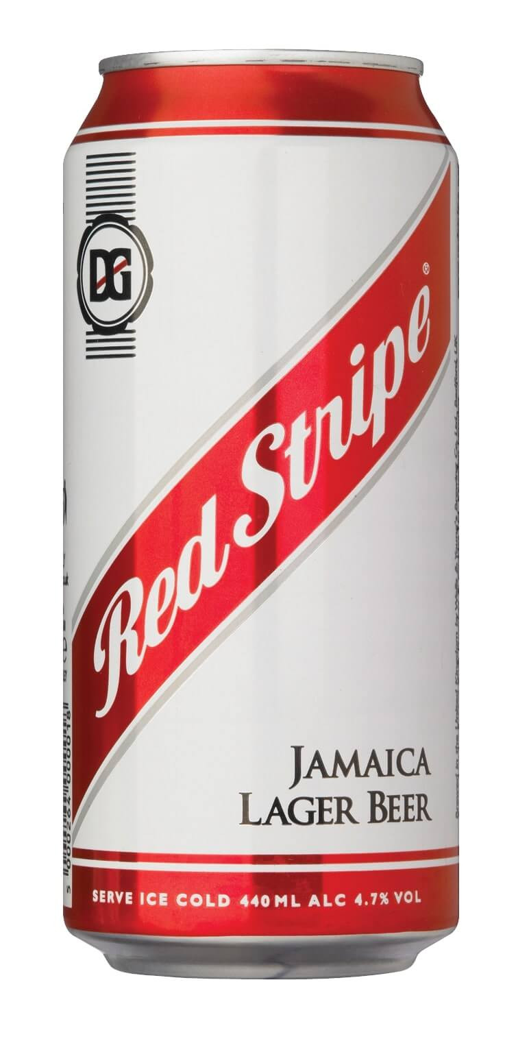 Red Stripe 24 x 440ml Cans