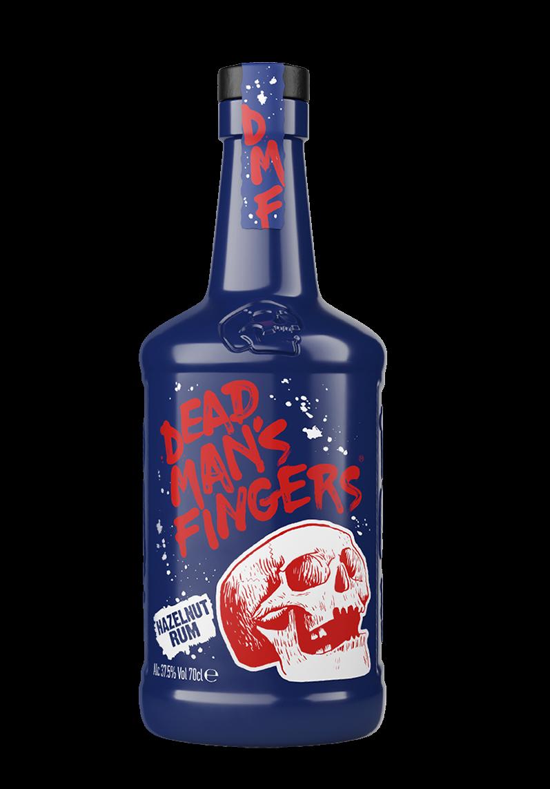 Dead Man's Fingers Hazelnut Rum 70cl