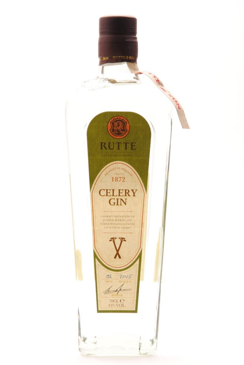 Rutte Celery Gin 70cl