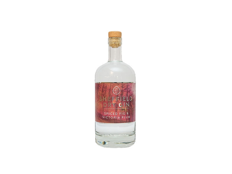 Sheffield Spiced Fig Gin 70cl