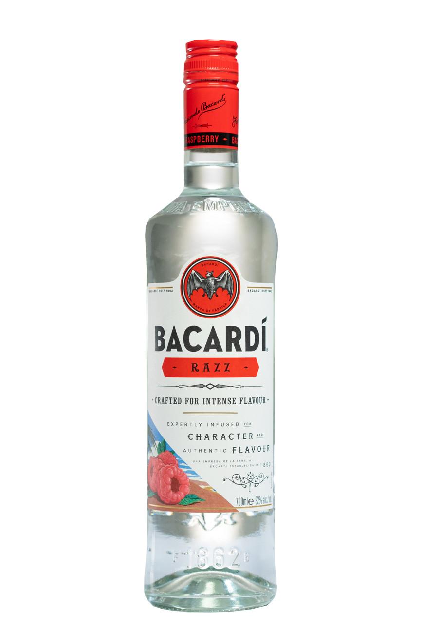 Bacardi Raspberry 70cl