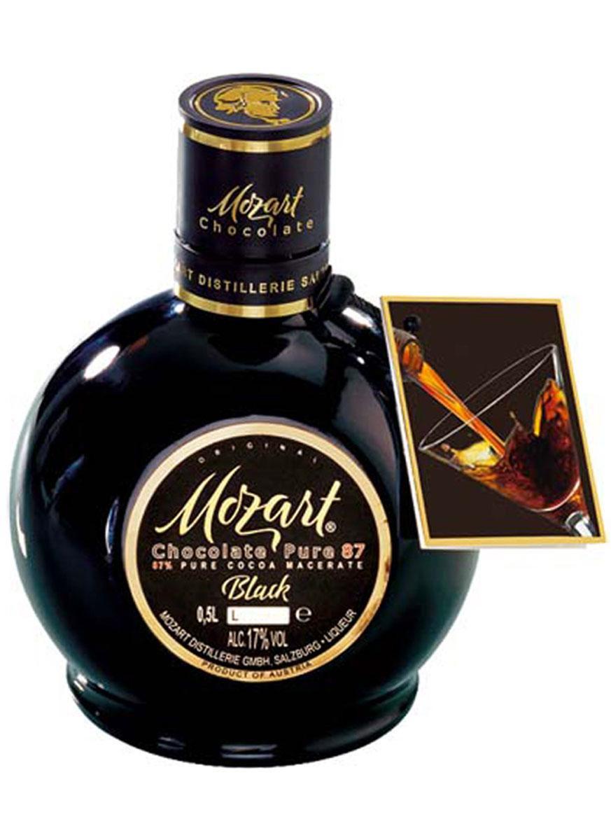 Mozart Black 50cl