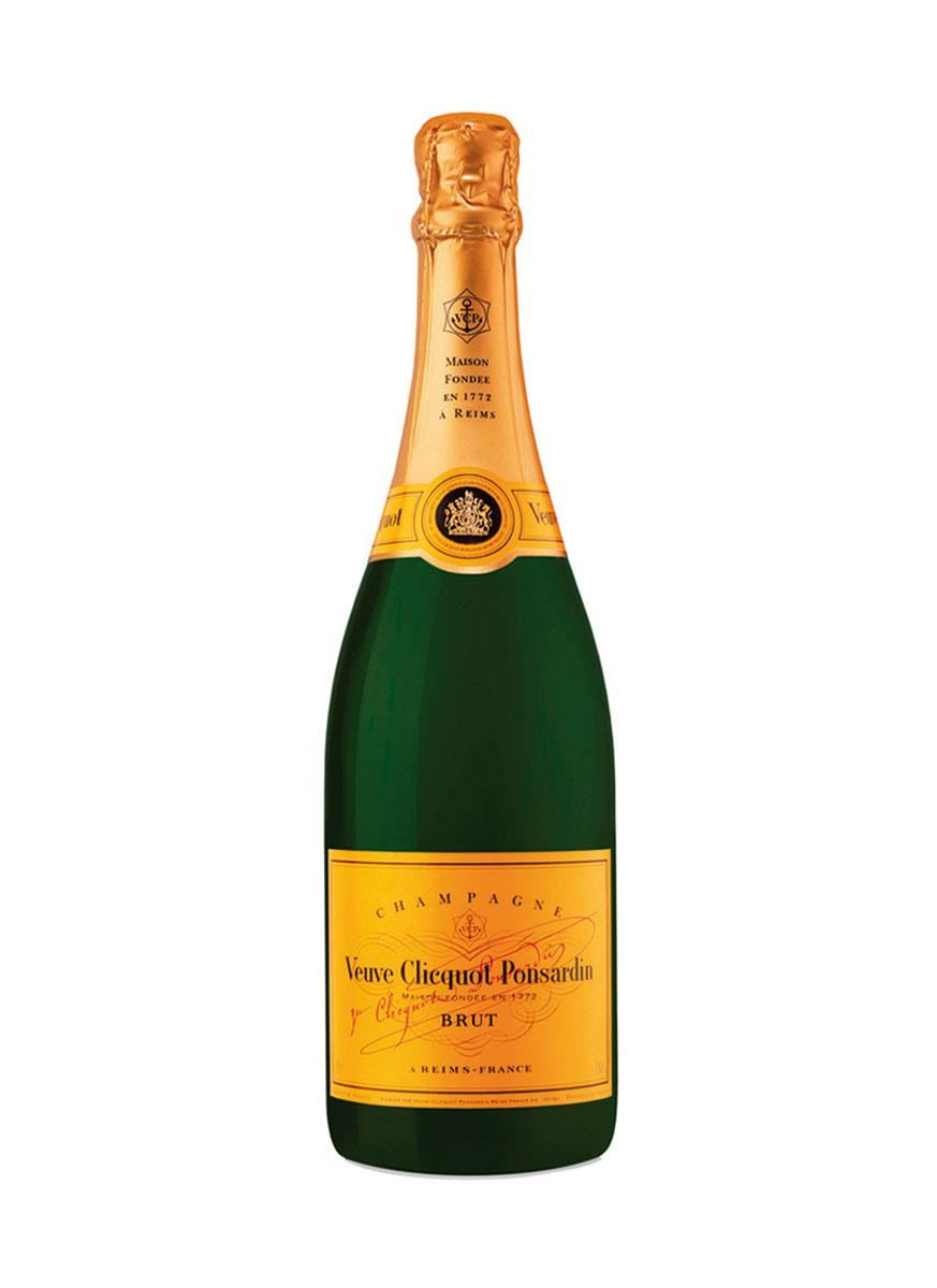 Veuve Clicquot Brut Champagne 75cl