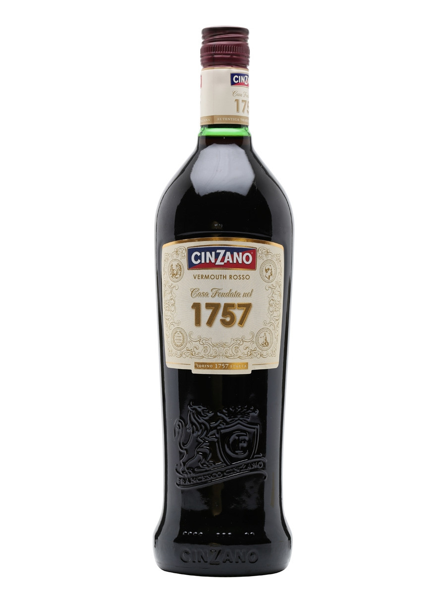 Cinzano 1757 Rosso Vermouth 1ltr