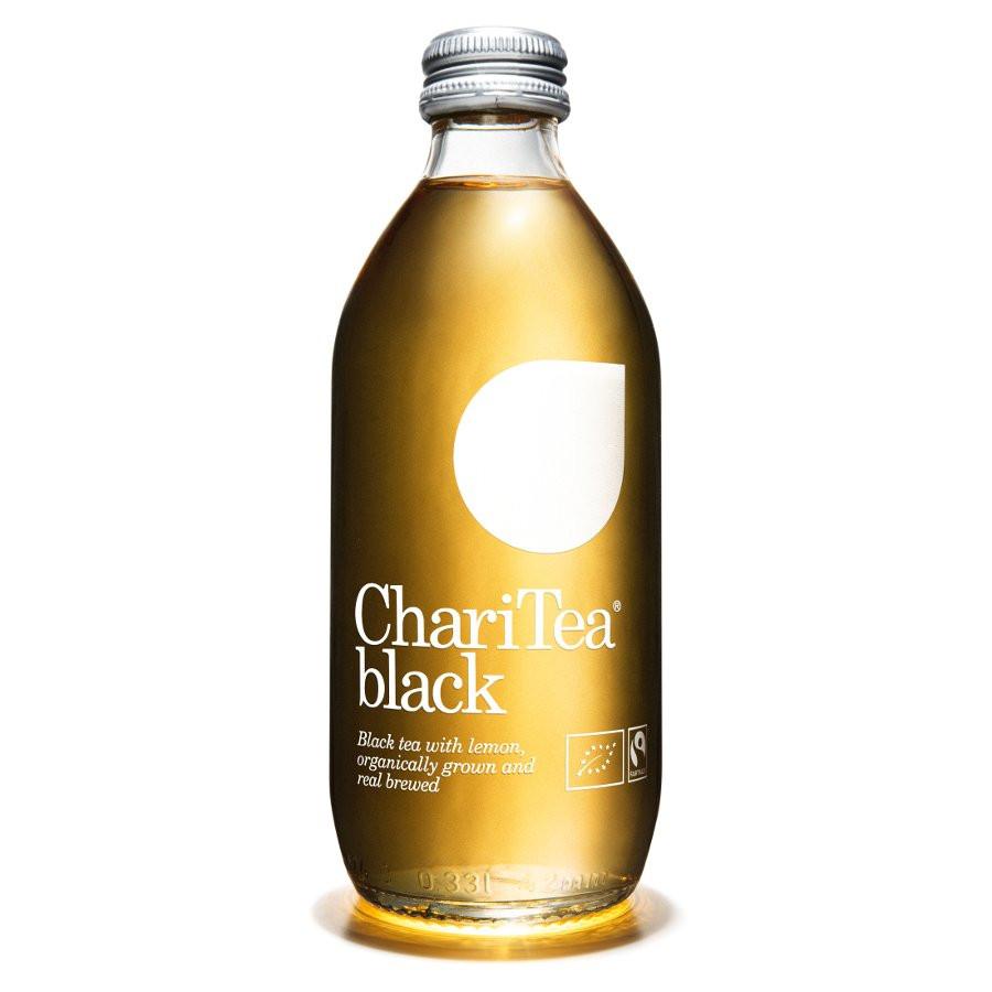 ChariTea Black 24 x 330ml