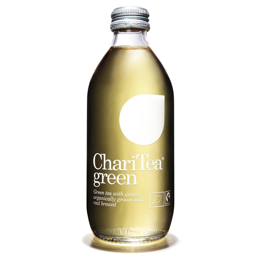 ChariTea Green 24 x 330ml