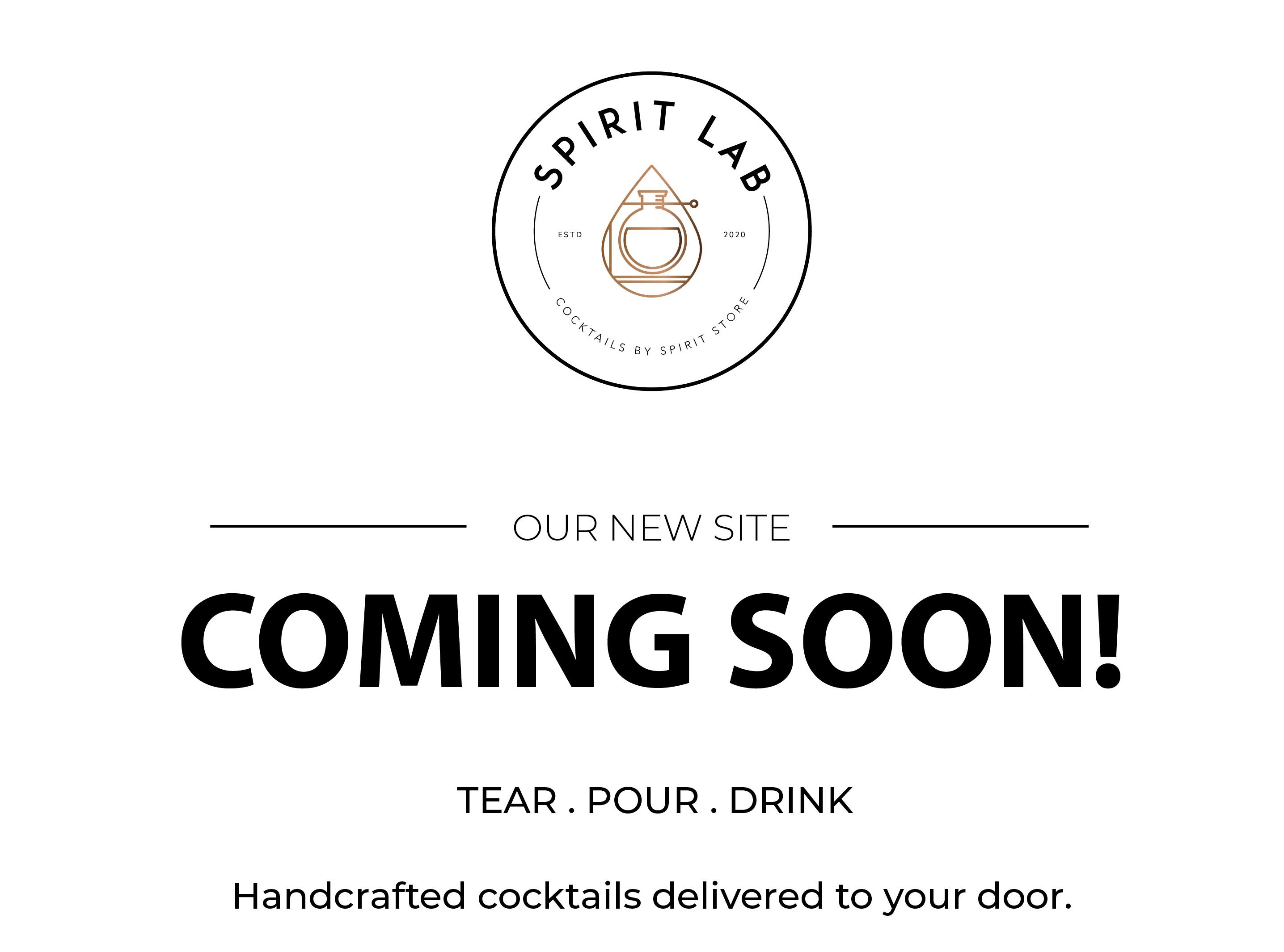Spirit Lab - Handcrafted Cocktails