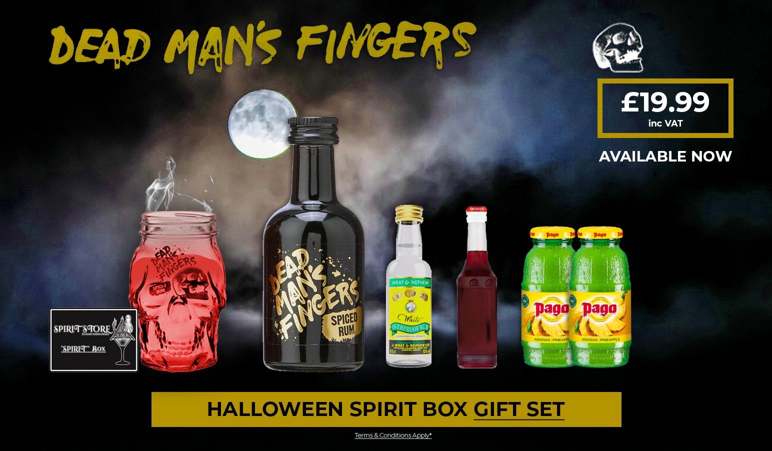 Halloween Gift Set